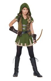 Детский костюм Мисс Робин Гуд