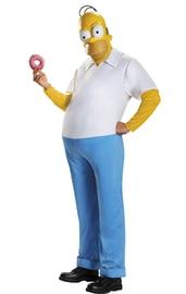 Костюм Гомера с надувным животом