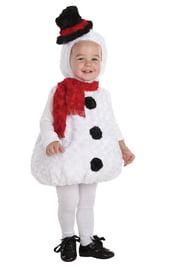 Костюм Снеговика для малыша