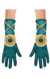 Детские перчатки принцессы Мериды