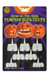 Зубы для тыквы
