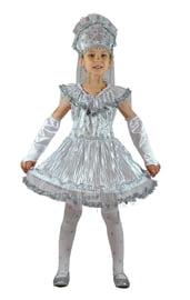 Детский костюм Девочки Снежинки