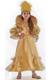 Детский костюм Девочки Золотой Рыбки