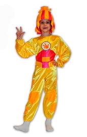 Детский костюм желтого Ремонтника