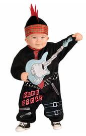 Костюм малыша рок звезды
