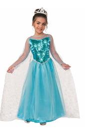 Детский костюм Принцессы Кристалл