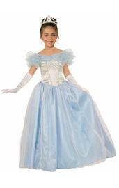 Детский костюм прекрасной принцессы