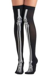 Чулки скелетные
