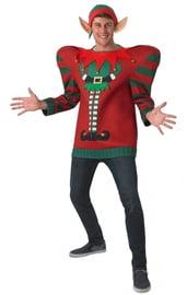 Рождественский свитер Эльфа