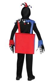 Детский костюм Черта из коробки