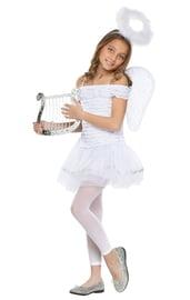 Детский костюм Белого Ангелочка