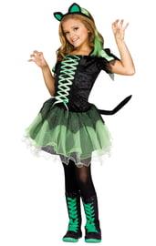 Детский костюм Зеленой кошечки