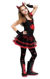 Детский костюм Девочки Чертика