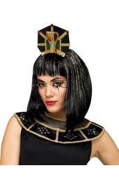 Ободок Клеопатры с короной