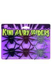 Шесть пауков Ассорти