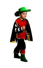 Детский костюм Храброго Кота в сапогах