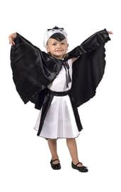 Детский костюм Птицы Сороки