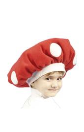 Детская шапка Мухомора