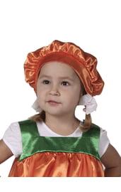 Детская шапочка Тыква