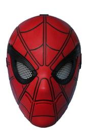 Детская подвижная маска человека паука