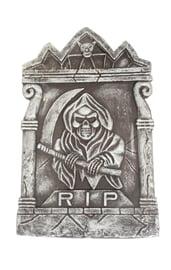 Надгробие Ужас с косой