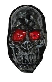 Декорация Черный череп