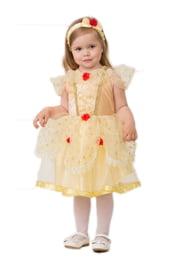 Детский костюм малышки Белль