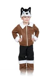 Детский костюм Хаски Бурана
