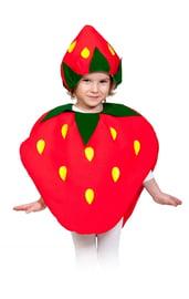 Детский костюм Клубники