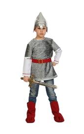 Детский костюм Богатыря Алеши