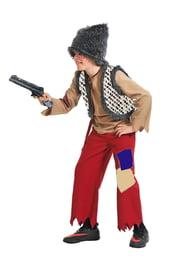 Детский костюм Разбойника с мушкетом
