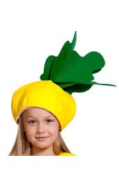 Детская шапка Репка