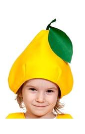 Детская шапка Груша