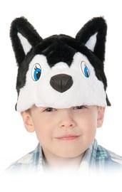 Детская маска Хаски