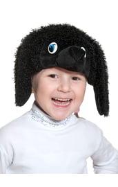 Детская маска Черного Пуделя