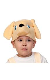 Детская маска Лабрадора