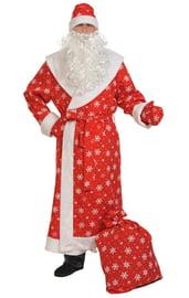 Костюм Красного Дедушки Мороза