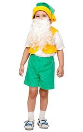 Детский костюм Желто-зеленого Гномика