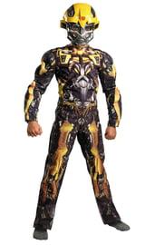Детский костюм Желтого Трансформера Бамблби