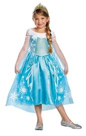 Детский костюм Эльзы Холодное сердце