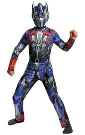 Детский костюм Оптимуса Трансформера