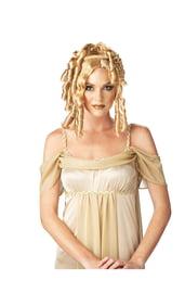 Парик Греческой богини блондинки