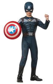 Детский костюм Героя Капитана Америки