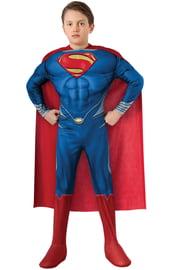Детский костюм Эффектного Супермена