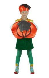 Детский костюм Огородной Тыквы