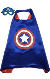 Плащ и маска Капитан Америка