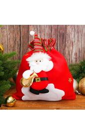 Мешок с Дедом Морозом