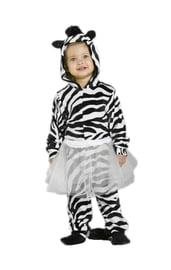 Детский костюм Малышки Зебры