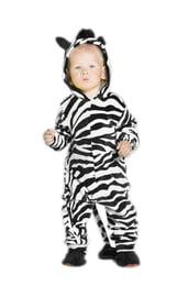 Детский костюм малыша Зебры
