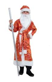 Детский костюм Новогоднего Дедушки Мороза